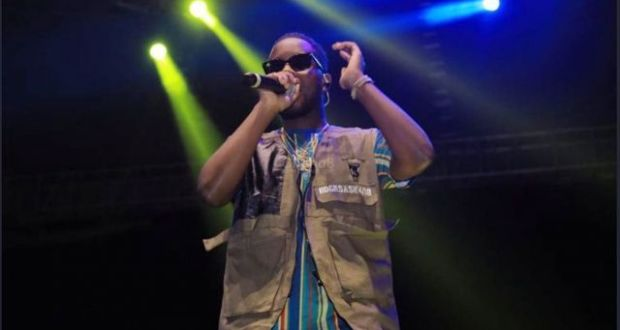 Maleek Berry Entertained Revelers At Blankets And Wines