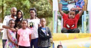 Zuena Kirema Celebrates Deen And Eman's Birthday Party At Kiwatule