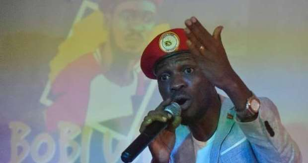 bobi wine and red berets