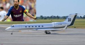 messi airlines