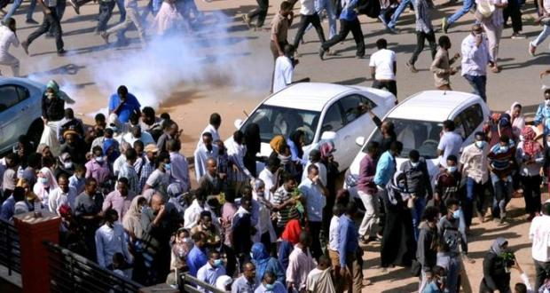 sudanese leader oppo killed