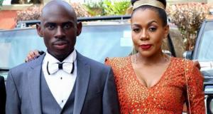 Grenade Enjoys SK Mbuga's Wife Vivian