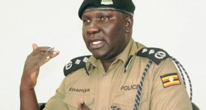 uganda police fred enanga on FGM and joint security task force