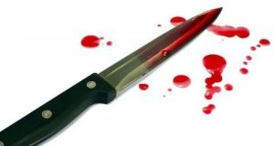 pupil student woman stabs boyfriend