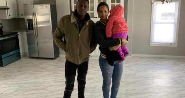 Jose Chameleone Pays 30 Years Mortgage In His House In US