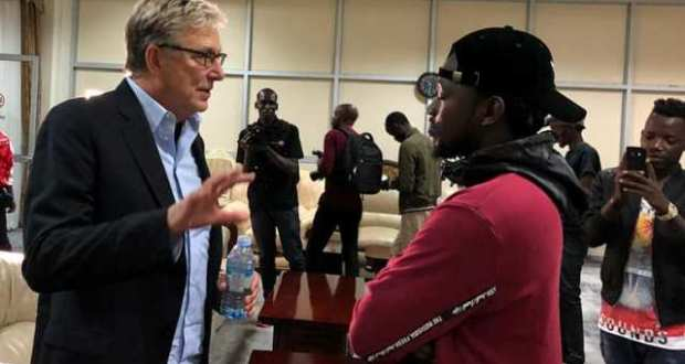 Levixone And Don Moen To Collaborate In A Gospel Song