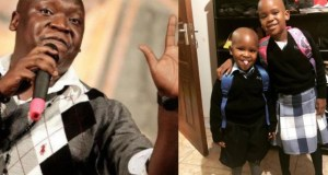 Patrick Salvador Says GOODBYE To His Kids For School