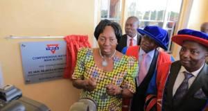Rebecca Kadaga Attends The 21ST YMCA Graduation In Buwambo
