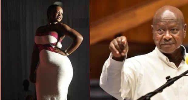 museveni on curvy women