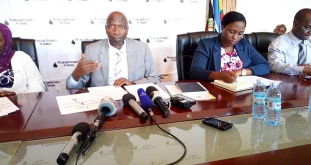 uganda petroleum authority