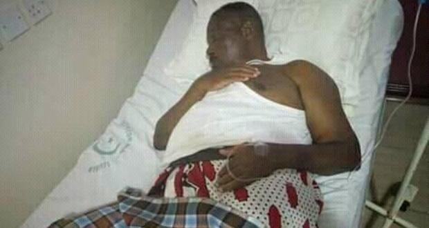 Alhaji Nasser Ntege Ssebagala Critically Sick, Admitted
