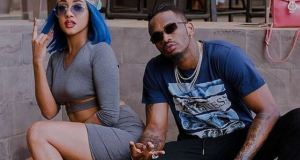 Diamond Platnumz Shocks Tanasha