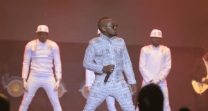 Ykee Benda Reaped Big In A Successful Show At Serena Hotel