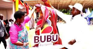 museveni launches BUBU