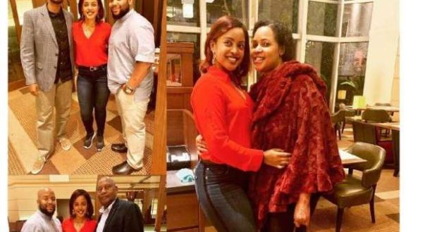 Ruth Komuntale Introduces His New Man To The Family