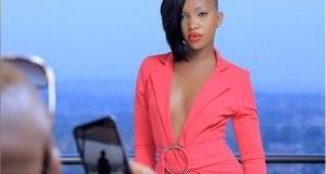 Sheilah Gashumba Pumps Pressure