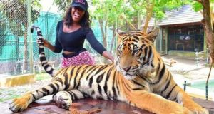 Tina Teise Enjoying Life In Vietnam
