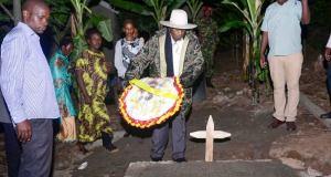 museveni expressed sympathy