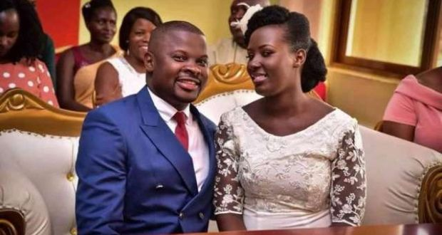 Andrew Kyamagero Finally Married His Wife Officially