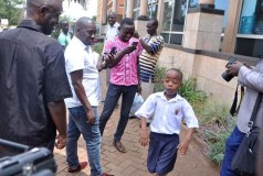 Fresh Kid Uganda Finally Untouchable Body Guards
