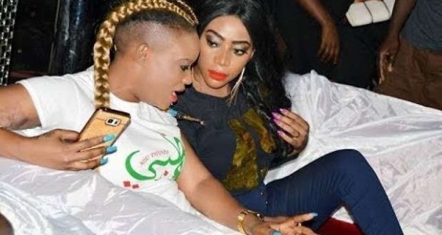 Bad Black Exposes Nalongo Don Zella For Being HIV Positive