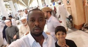 Hajji Eddy Kenzo Reportedly Enjoying Life In Mecca