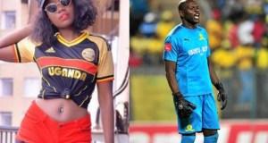 Lydia Jazmine Promises To Make Denis Onyango Happy In Bed