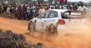 Rajiv Ruparelia Wins The First Autocross Rally