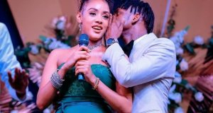 Diamond Platnumz Expects Baby Boy With Tanasha donna and baby shower