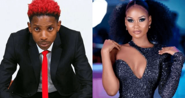 Comedian Eric Omondi Refutes Having An Affair With Hamisa Mobetto