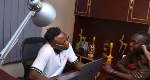 Geosteady Blackman Officially Opens Up A Live Band Studio