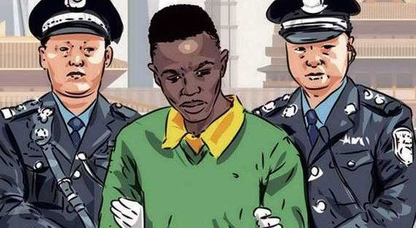 Kenyan drug trafficker