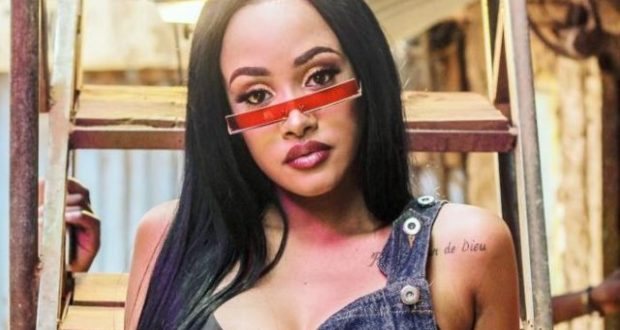 """Tanasha Donna Drops Her Latest Video Dubbed """"NAH EASY"""""""