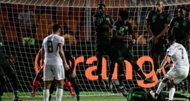Algeria qualifies Afcon finals