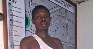 police arrested bodaboda thief