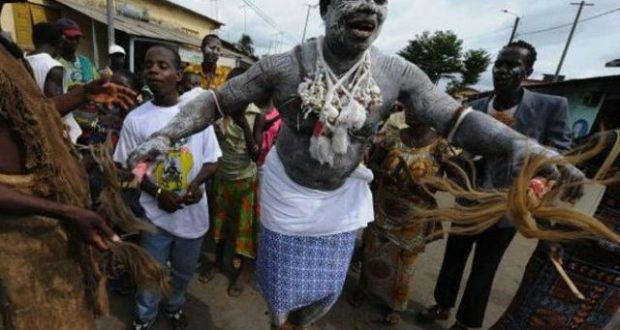 witch doctor arrested