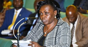 uganda ambassador to kenya and Sarah Opendi asks government