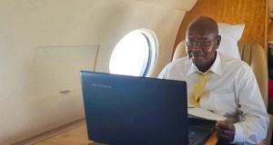president museveni