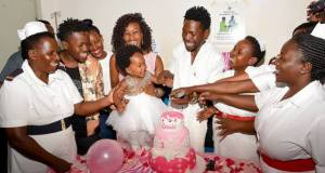 Bobi Wine Cherished Barbie Kyagulanyi On Her Birthday