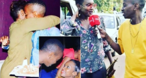 MC Kats And Fille On Cloud 9 After Resuming Back Their Relationship