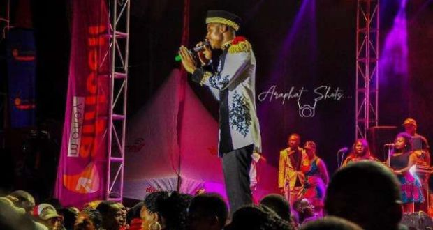 Ray G Made History In Western Uganda After A Massive Concert