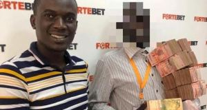 fortebet customer wins shs259m