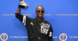 Eddy Kenzo On Hype Among The Top 100 Most Inspire-rs In Africa