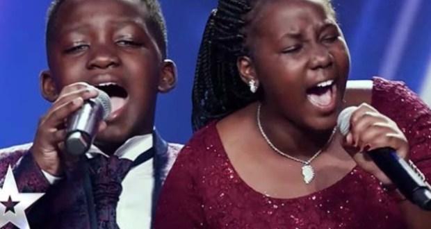 Esther And Ezekiel Dreams Come True,Set For 'America's Got Talent'