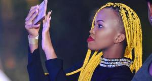 Sheilah Gashumba Suspects Promoters To Undermine Rudeboy's Brand