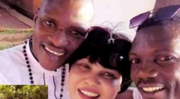 Tamale Mirundi Parades His New Intimate Girlfriend