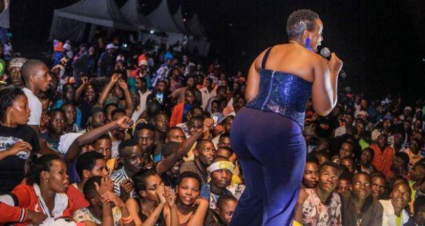 Maureen Nantume Left Fans Yearning For More At BBS TV's Concert