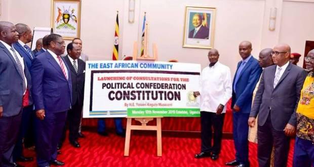 Museveni launches PCC
