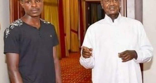 Museveni Dumps Troubled Brian White For Sipapa