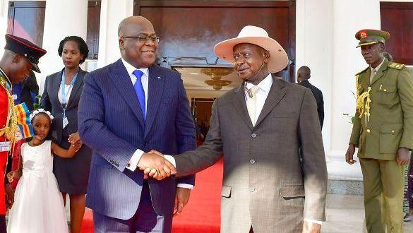 uganda signs with congo